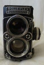 ROLLEIFLEX 2,8 D - Planar 1:2,8 f=80mm.