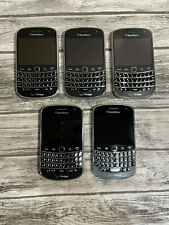 *Lot Of 5* Blackberry Bold 9930 8Gb Black Verizon Gsm 3G Qwerty Smartphone!