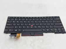 New listing Lenovo Thinkpad Keyboard E480 English Us Sn20P33350 01Yp520 -Ib0628