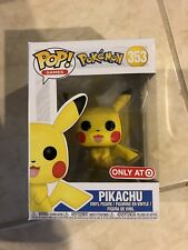 Funko Pop Pokémon Pikachu NEW #353 Target Exclusive
