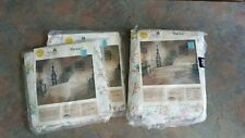 bed spread Full bed & 2 shams Rennie/Sunshine Home Fashions New Tags