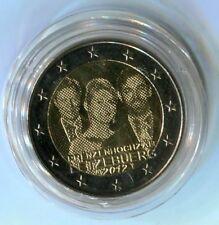 2 euro comm Lussemburgo 2012 -  Matrimonio Reale - emissione speciale