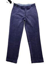 Ralph Lauren en velours côtelé pantalon violet Polo Golf Violet Barrow Fit 34X32