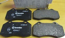Genuine Renault Megane RS, Clio 197 & 200 Brembo Front Brake Pads 7701208218