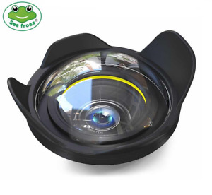 Seafrogs WA-007 Lens Wide Angle Lens 0.7x With M67 For Cases Diving M67