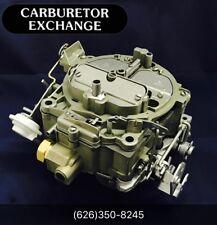 1970 Chevrolet Remanufactured Rochester Quadrajet Carburetor 7040202