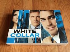 White Collar: Con-Plete Collection (DVD, 2015) Box Set free shipping
