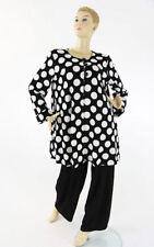 Gepunktete Damenjacken & -mäntel mit Reißverschluss für alle Muster