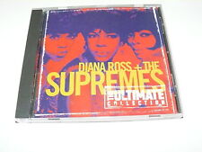 "DIANA ROSS & THE SUPREMES ""THE ULTIMATE COLLECTION"" CD MOTOWN 1997"