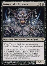 MTG YUKORA, THE PRISONER EXC - YUKORA IL PRIGIONIERO - BOK - MAGIC