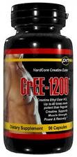 3x CrEE-1200 Creatine Ethyl Ester Hydrochloride Build Muscle Fast 270 Pills Work