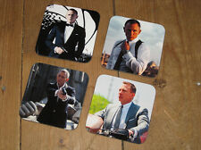 Skyfall Daniel Craig James Bond 007 Set de sous-verres