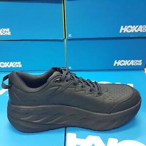 Neuf Hoka One Bondi SR 1110520 / Bblc Noir Chaussures Course Pour Homme
