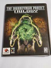 THE JOURNEYMAN PROJECT TRILOGY PC Game Adventure NEW BIG BOX