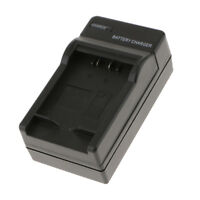 USB Battery Charger Charging Dock for Panasonic CGA-S006E DMC-FZ8 FZ18 FZ30