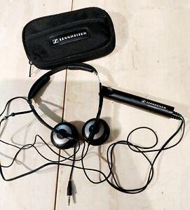 Sennheiser PXC 250 NoiseGard Headband Headphones & Case