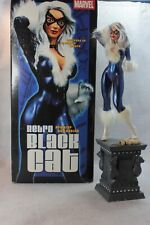 Clayburn Moore Creations Diamond Select Premier Marvel Retro Black Cat Statue