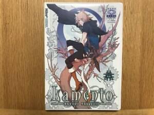 Lamento Beyond The Void Windows PC Game Nitro + CHiRAL Boys Love Anime Japan