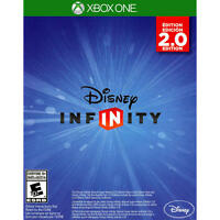 NEW Xbox One Disney Infinity 2.0  Marvel Super Heroes Game Only