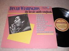 Dinah Washington: The Bessie Smith Songbook LP