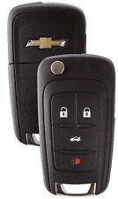NEW Chevy GM OEM  Switchblade Flip Key 4 Button Remote 5912544 433MHZ