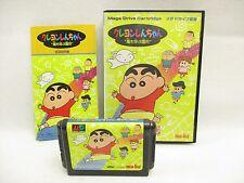 CRAYON SHINCHAN Item Ref/ccc Mega Drive Sega Import Japan Game md