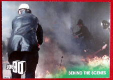 JOE 90 - BEHIND THE SCENES - Card #52 - GERRY ANDERSON COLLECTION - Unstoppable
