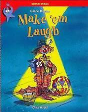 Make 'Em Laugh (Super Stars), Belan, Clare, Very Good Book