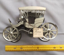 Silver Color Carriage Musical Love Story