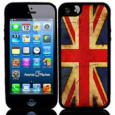 British Flag Union Jack Grunge For Iphone 6 Case Cover