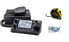 Icom IC-7100 Mobile radio, HF/6m/2m/70cm, 100W with FREE Radiowavz Antenna Tape!