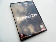 Nintendo Gamecube Resident Evil uncut CIB