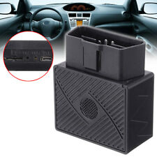 Auto Car OBD 2 GPS Tracker GSM SIM Real Time GPRS Tracking Security Device #