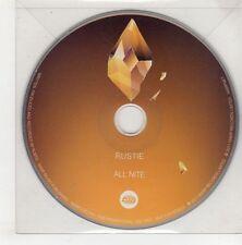 (GQ988) Rustie, All Nite - 2011 DJ CD