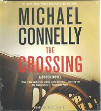 THE CROSSING Michael Connelly AUDIO BOOK Abridged NEW 5 CDs Harry Bosch SEALED