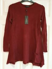 BNWT Voyelles Women's Tunic Style Pullover Chest Size 27 ins