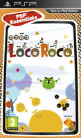 LOCO ROCO GAME PSP Brand New Sealed Free Shipping
