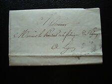 FRANCE - lettre 1825 (cy34) french
