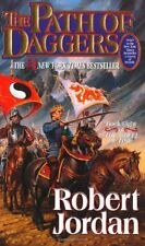 The Path of Daggers (The Wheel of Time, Book 8) by Robert Jordan