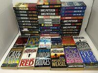 BUILD A BOOK LOT: Alex Cross James Patterson Paperbacks: CHOOSE TITLES FREE SHIP