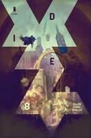 DIE #8  IMAGE COMICS Gillen COVER B HANS 1ST  PRINT