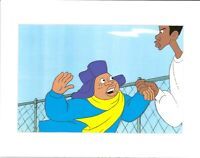 FAT ALBERT & the Gang Production Animation Cel from Filmation 1972-75 b2018