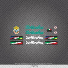 01026 Bottecchia Bicycle Stickers - Decals - Transfers