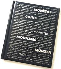 Leuchtturm 345988 Álbum con 10 Fundas para 20 Cartones de Monedas por Funda
