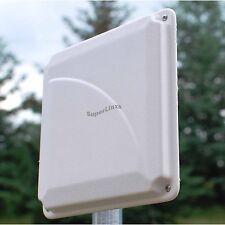 SuperLinxs 2.4 GHz 15dBi Directional Panel Antenna WIFI Patch 802.11b/g/n Mounts