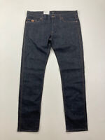 HUGO BOSS SLIM FIT Jeans - W38 L34 - Navy - New With Tags - Men's