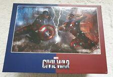 Blufans Captain America Civil War One Click Box OC Steelbook