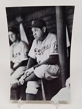 Babe Ruth 6 x 4 Vintage Photograph Dodgers Sad Day