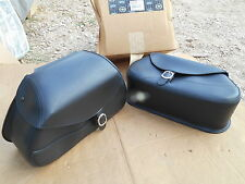 NOS Yamaha Saddle Bags Saddlebags Roadstar Silv VSTAR 1300 1100 650 STR-5KS73-50