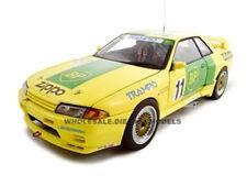 NISSAN SKYLINE GT-R (R32) #11 OIL TRAMPIO 1:18 DIECAST MODEL CAR AUTOART 89381